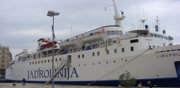 Croatian ferry lines,oline erry booking, Italy-Croatia ferry lines
