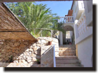 Trogir Apartments for rent in Croatia, close to Split town,  Villa Carmen - Vinisce