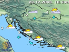 Croatian Meteorological and hydrological service